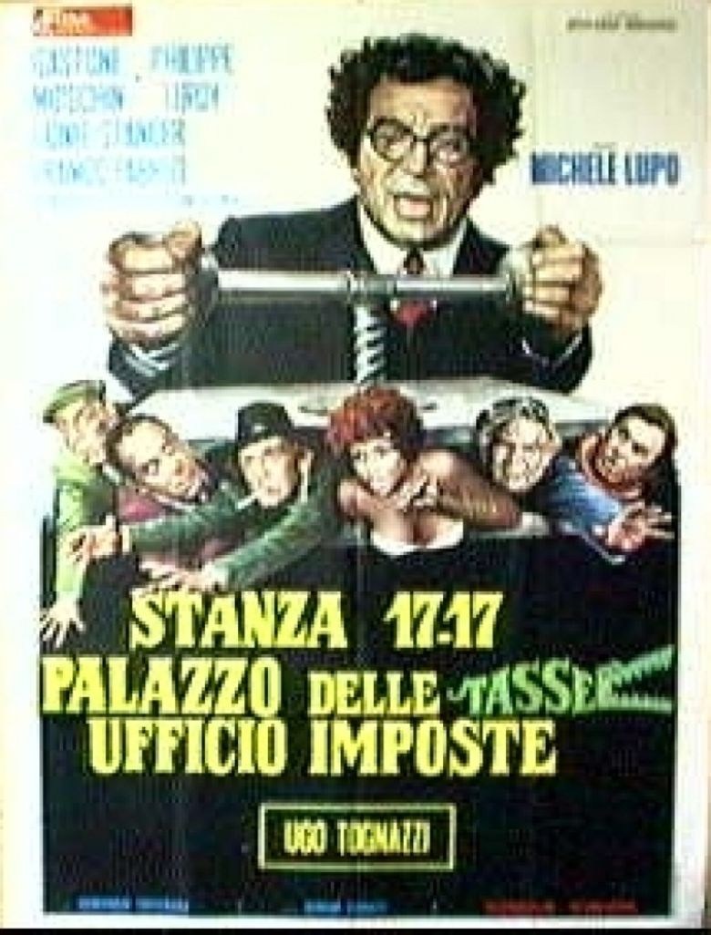 Stanza 17 17 palazzo delle tasse, ufficio imposte movie poster