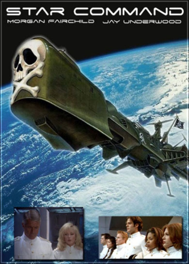 Star Command (film) movie poster