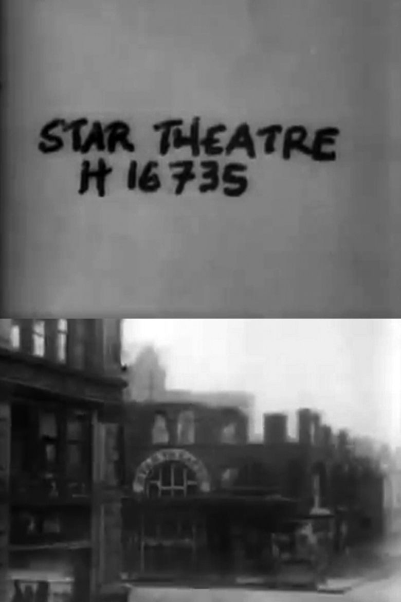 Star Theatre (film) movie poster