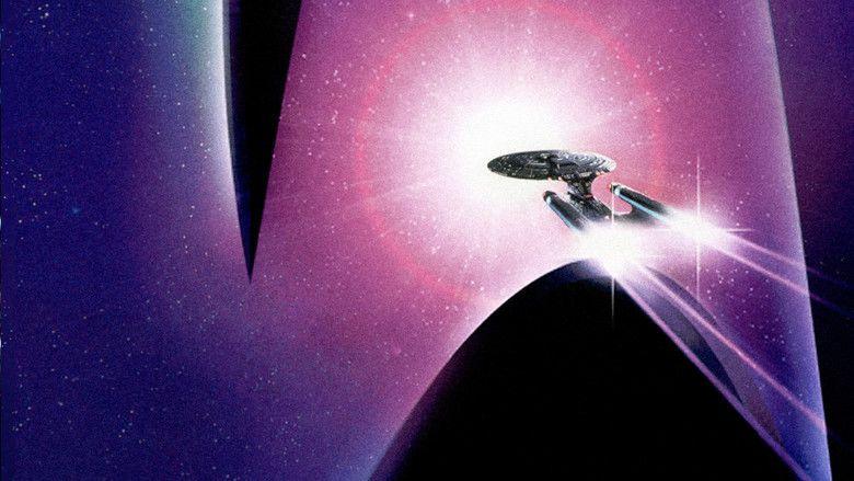 Star Trek Generations movie scenes