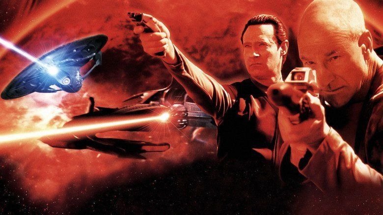 Star Trek: Insurrection movie scenes