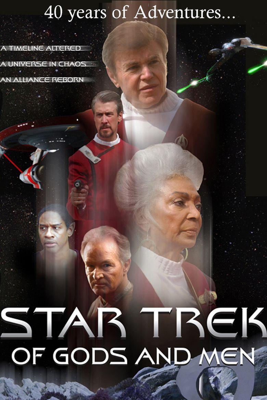 Star Trek: Of Gods and Men movie poster