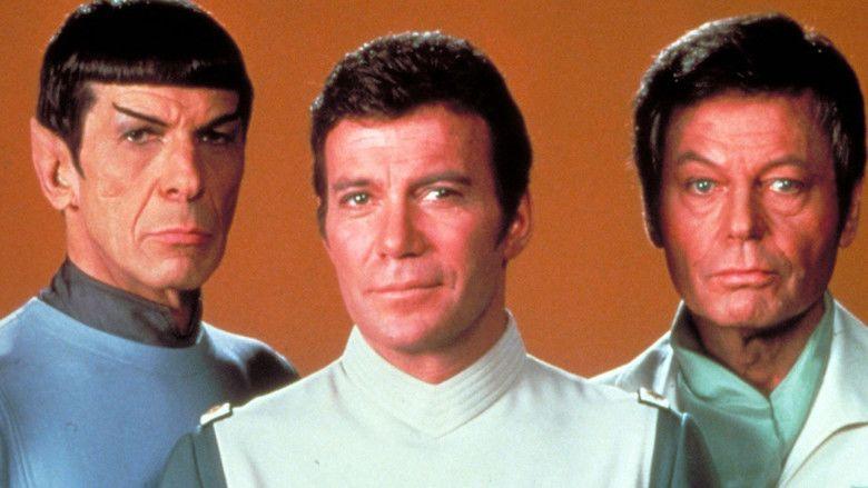 Star Trek: The Motion Picture movie scenes