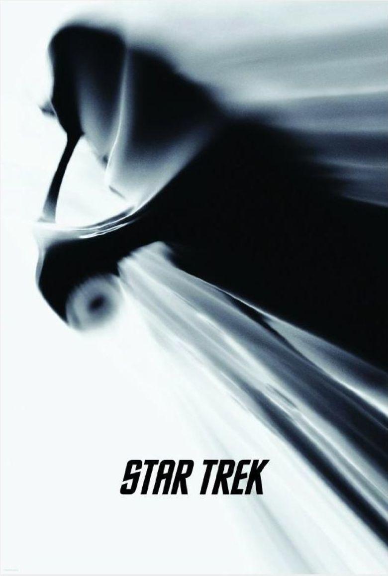 Star Trek (film) movie poster