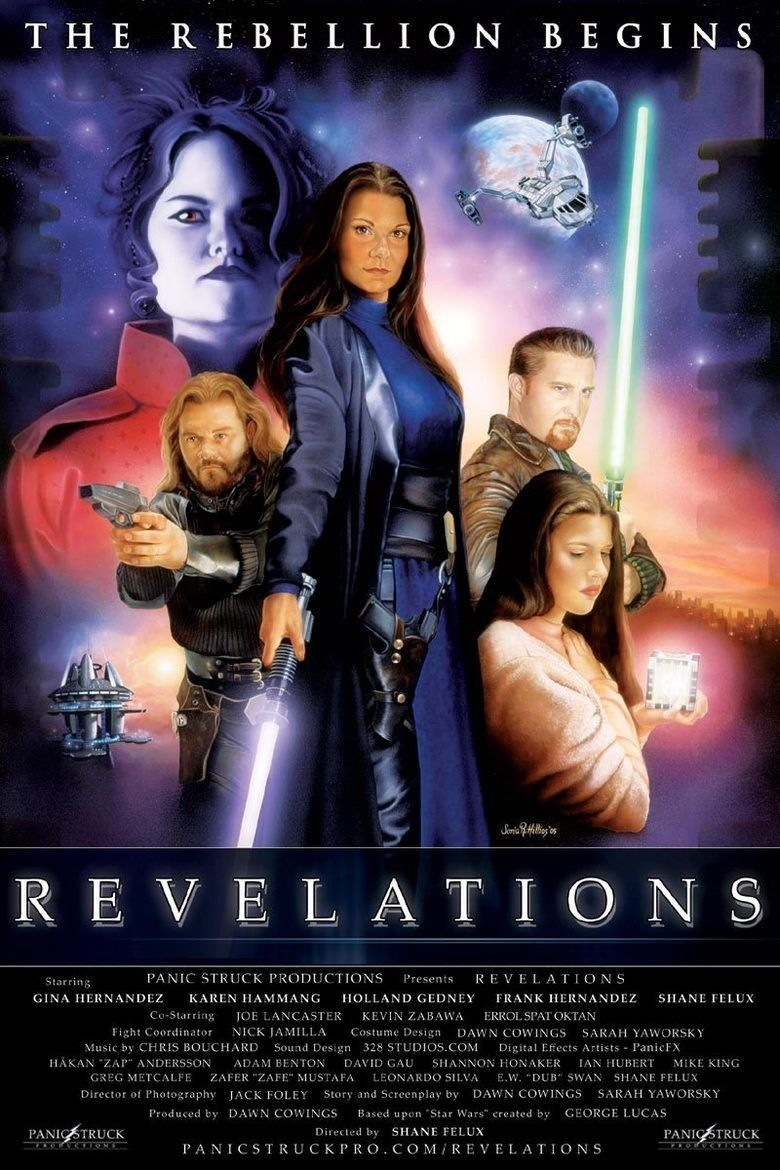 Star Wars: Revelations movie poster