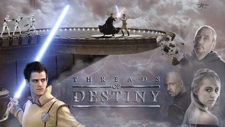Star Wars: Threads of Destiny movie scenes