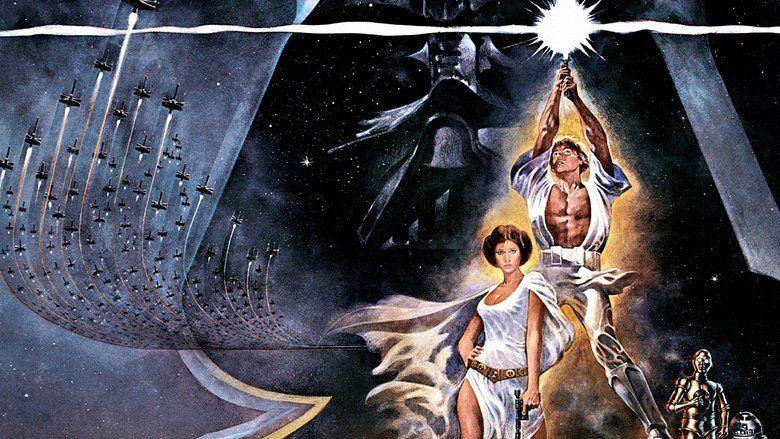 Star Wars (film) movie scenes