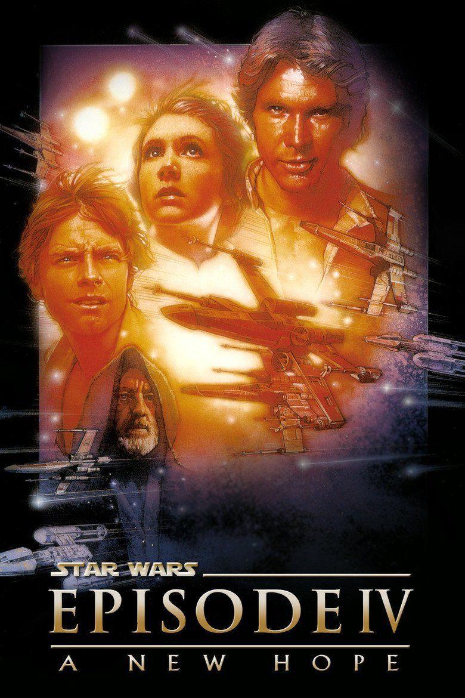 Star Wars (film) movie poster