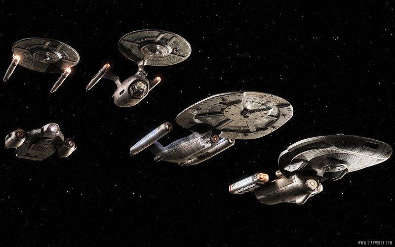 Star Wreck: In the Pirkinning movie scenes
