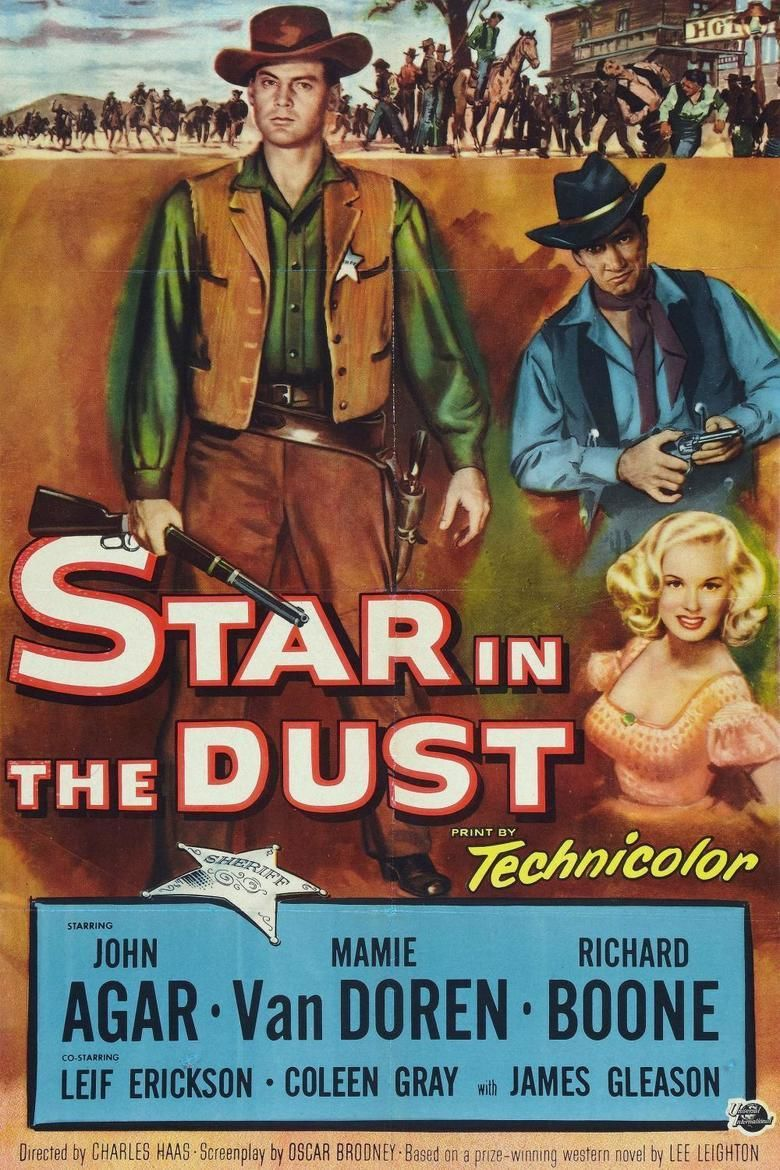 Star in the Dust movie poster