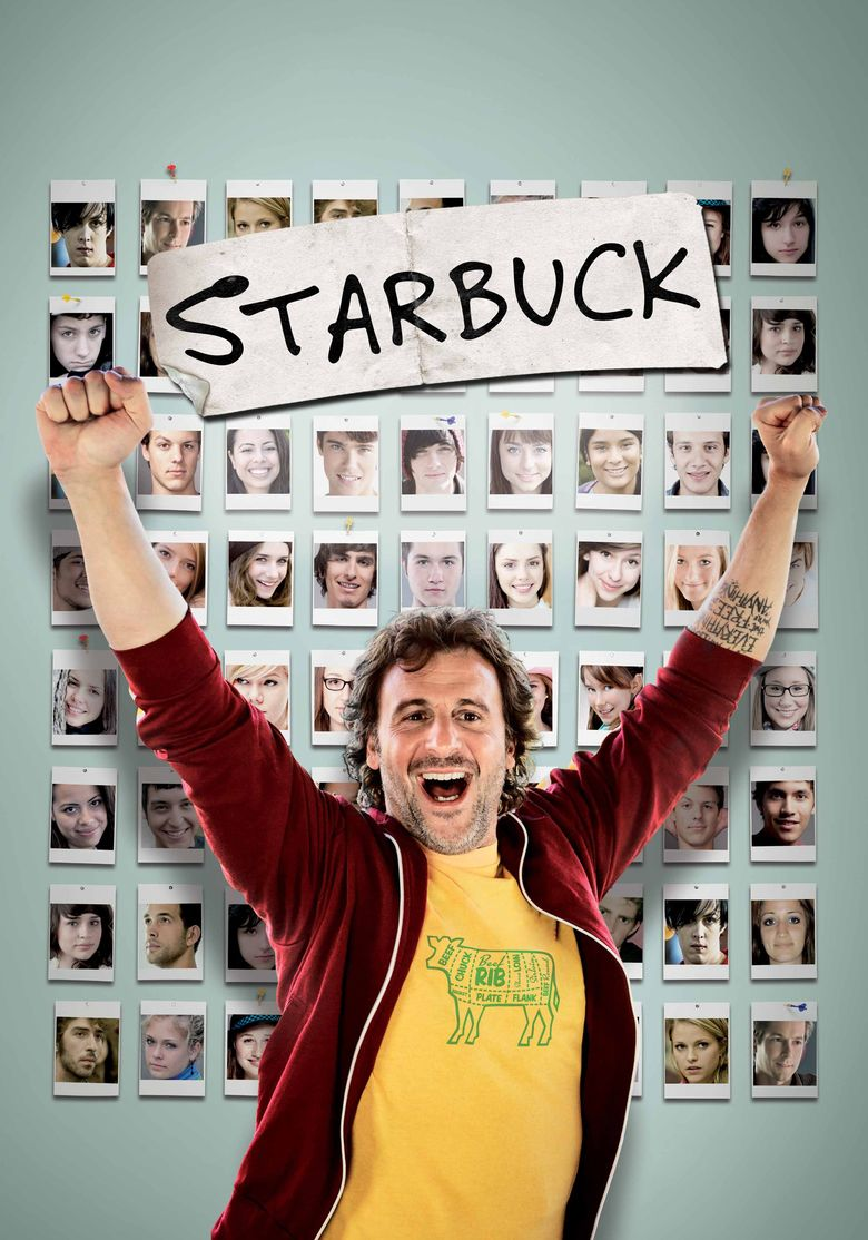 Starbuck (film) movie poster
