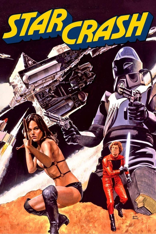 Starcrash movie poster