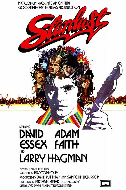 Stardust (1974 film) movie poster