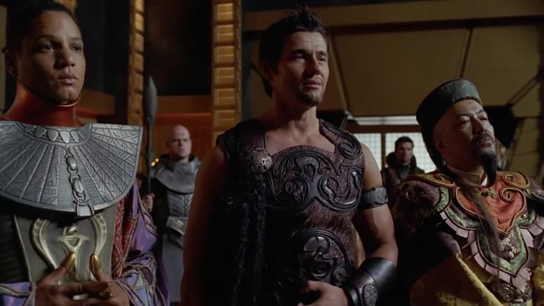 Stargate: Continuum movie scenes