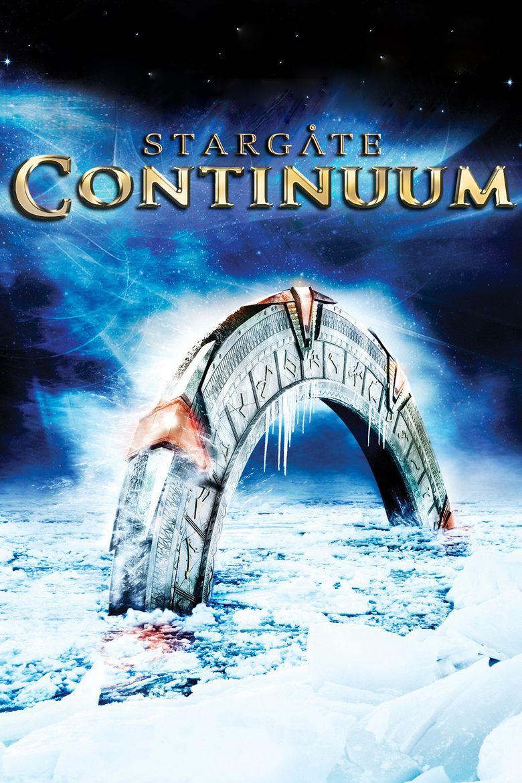 Stargate: Continuum movie poster