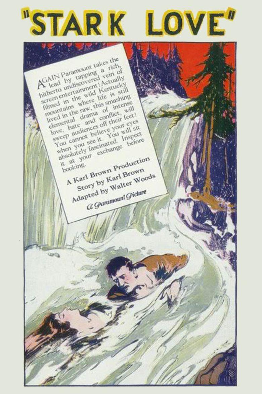 Stark Love movie poster