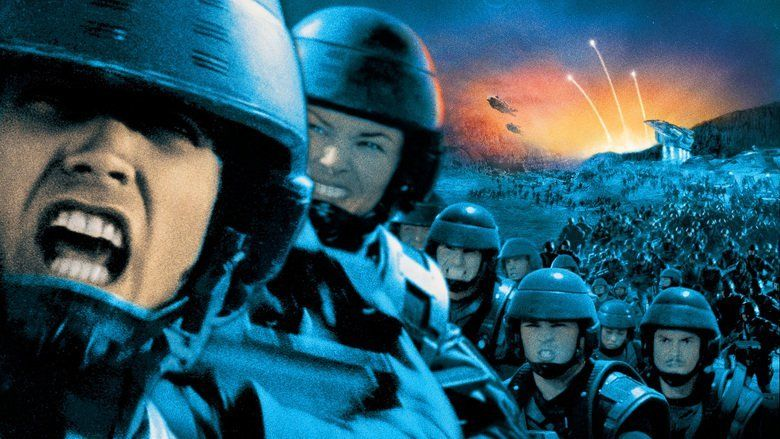 Starship Troopers (film) movie scenes