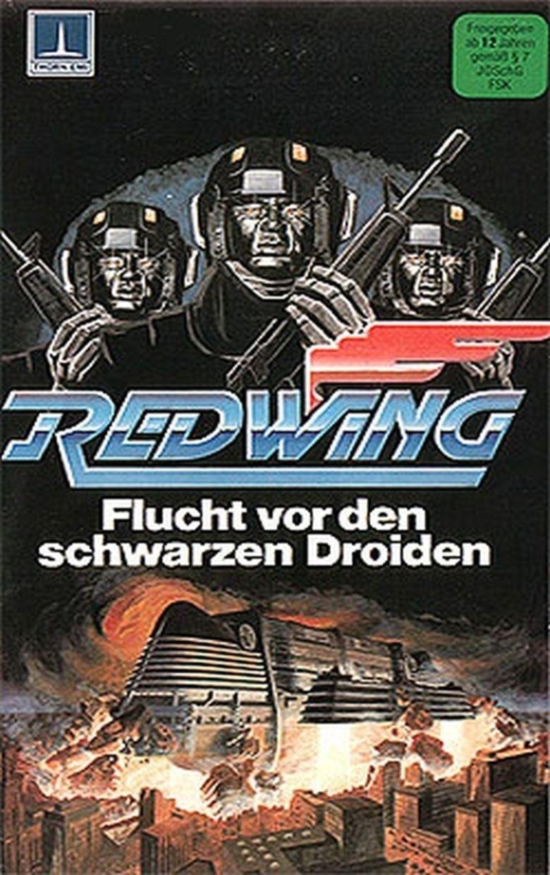 Starship (film) movie poster
