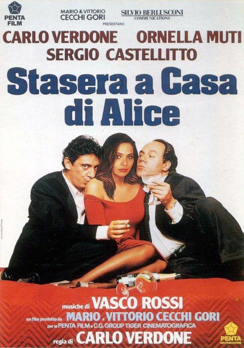Stasera a casa di Alice movie poster