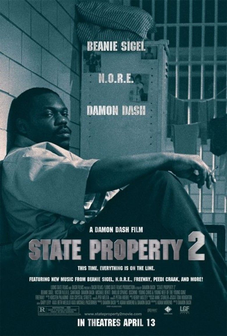 State Property 2 movie poster