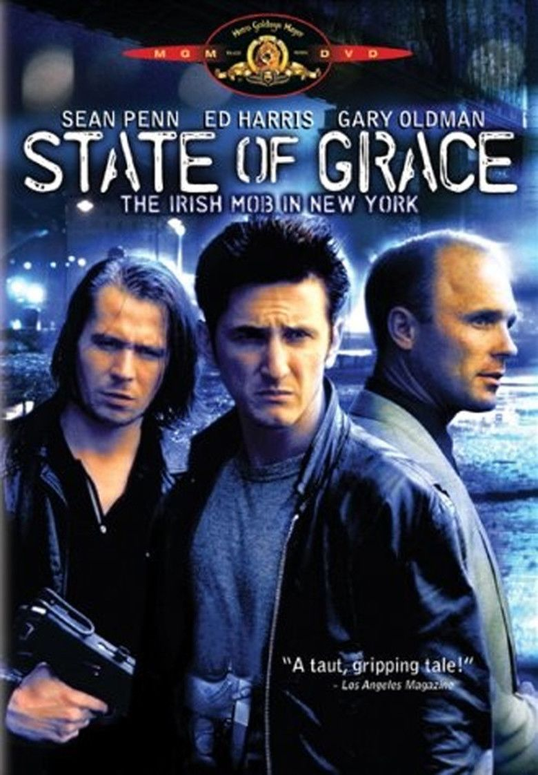 State of Grace (film) movie poster