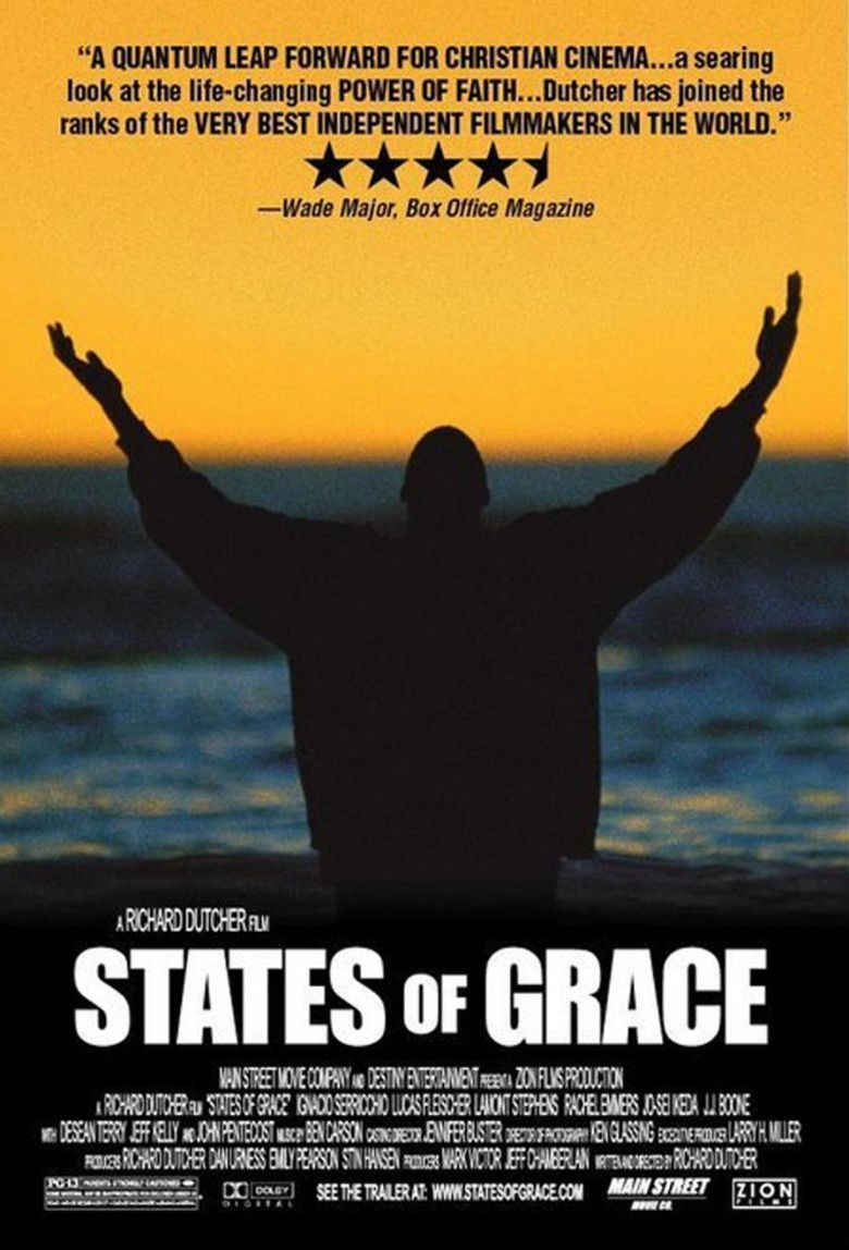 States of Grace movie poster