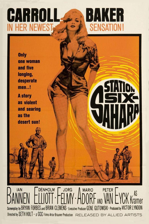 Station Six Sahara movie poster