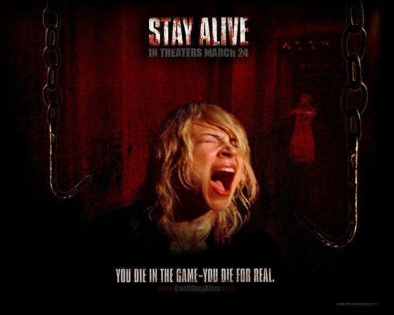 Stay Alive movie scenes
