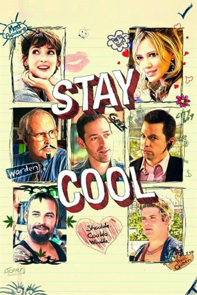 Stay Cool movie poster