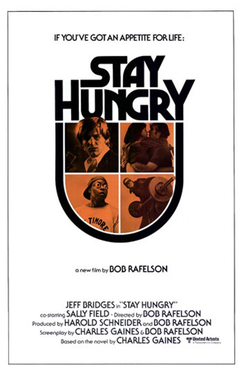 Stay Hungry movie poster