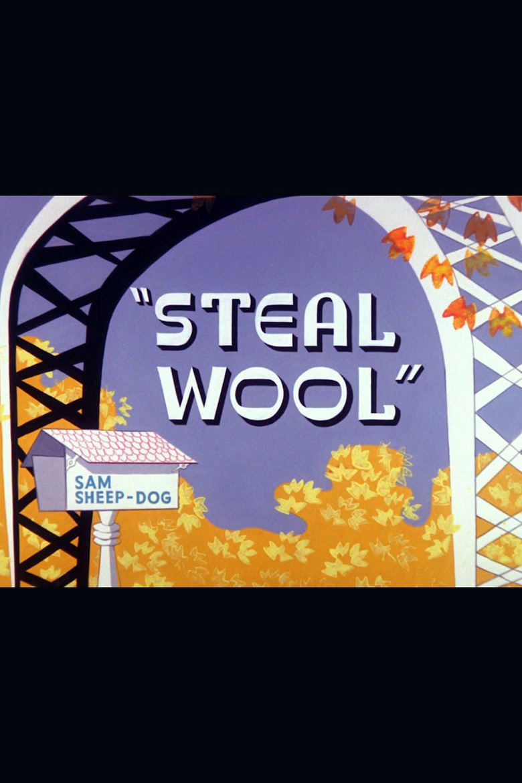 Steal Wool movie poster