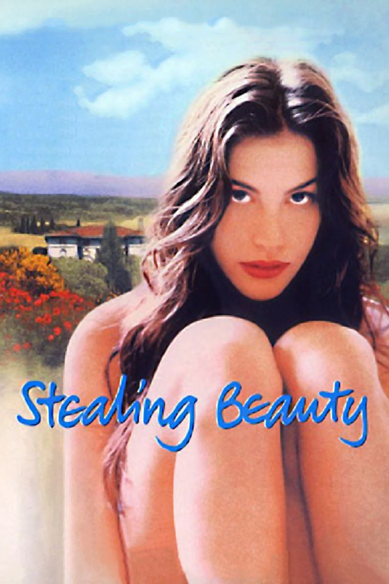 Stealing Beauty movie poster