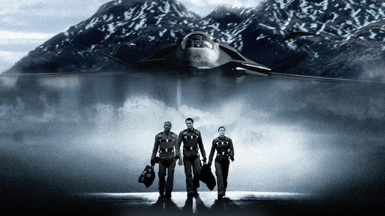 Stealth (film) movie scenes