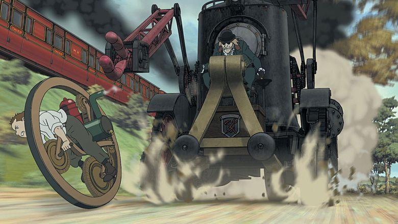 Steamboy movie scenes
