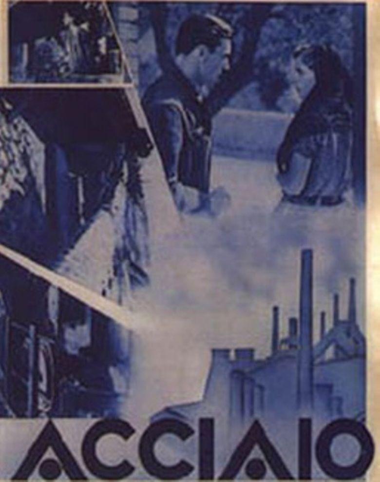 Steel (1933 film) movie poster