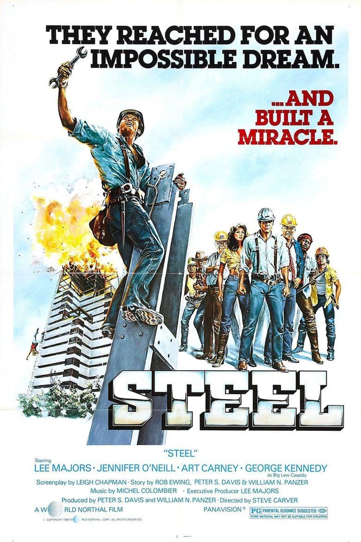Steel (1979 film) movie poster