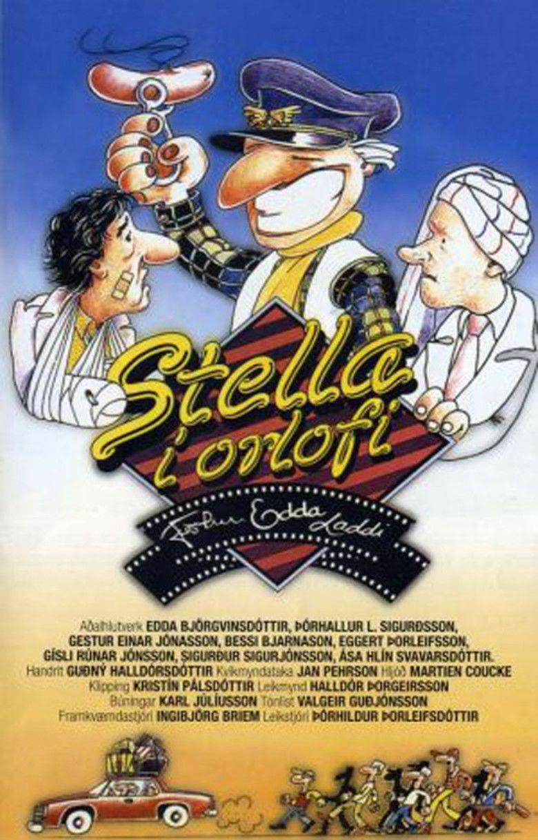 Stella i orlofi movie poster