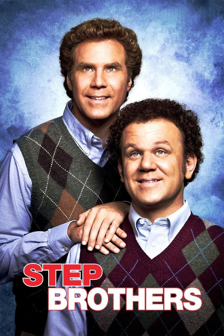 Step Brothers (film) movie poster