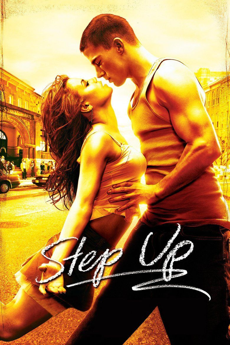 Step Up (film) movie poster