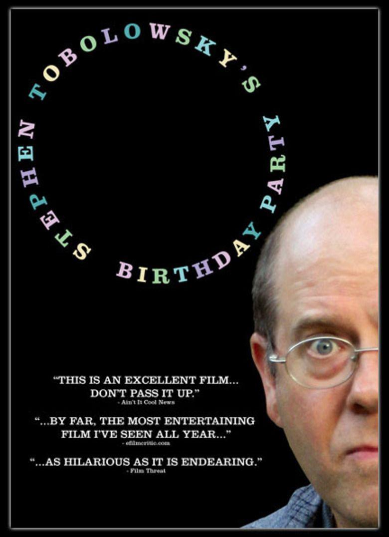 Stephen Tobolowskys Birthday Party movie poster