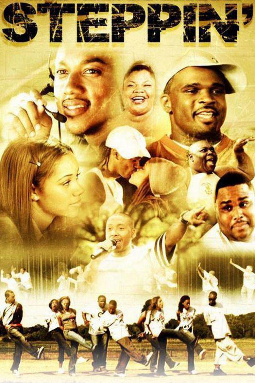 Steppin: The Movie movie poster