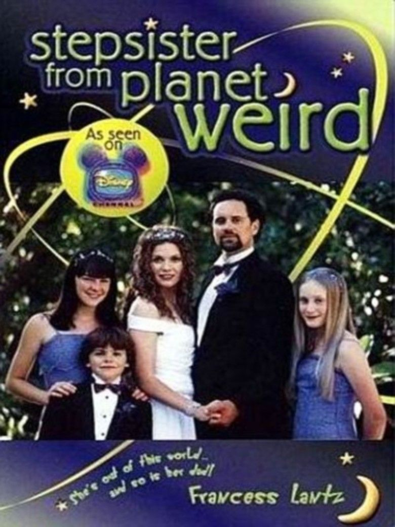 Stepsister from Planet Weird movie poster