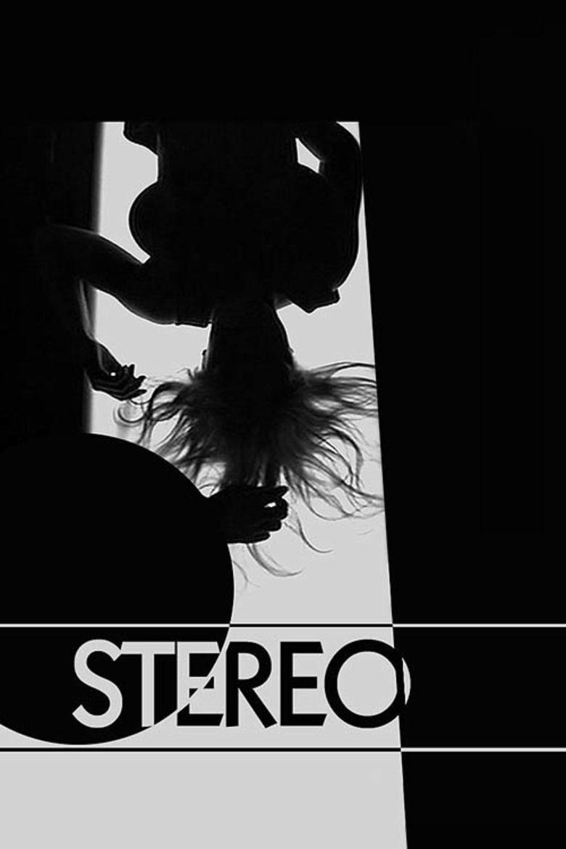 Stereo (1969 film) movie poster