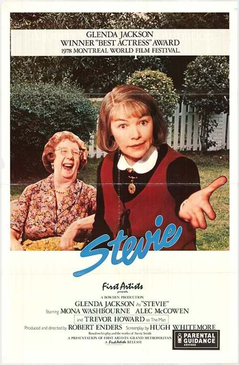 Stevie (1978 film) movie poster
