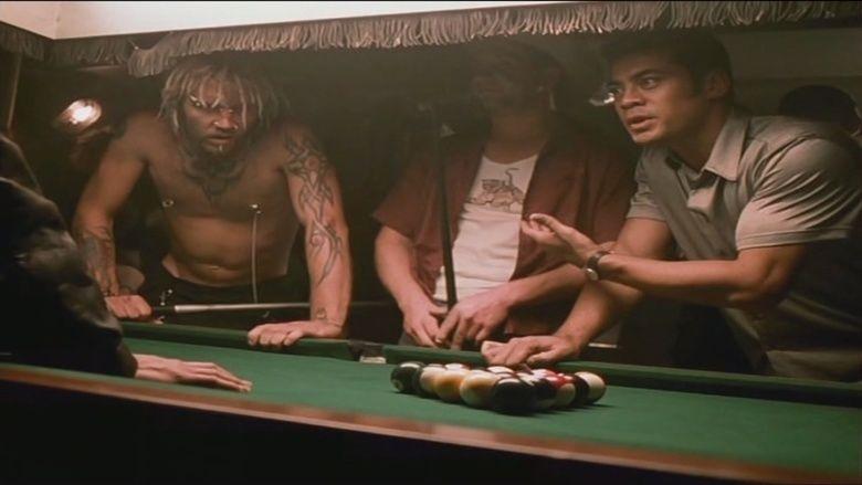 Stickmen (film) movie scenes