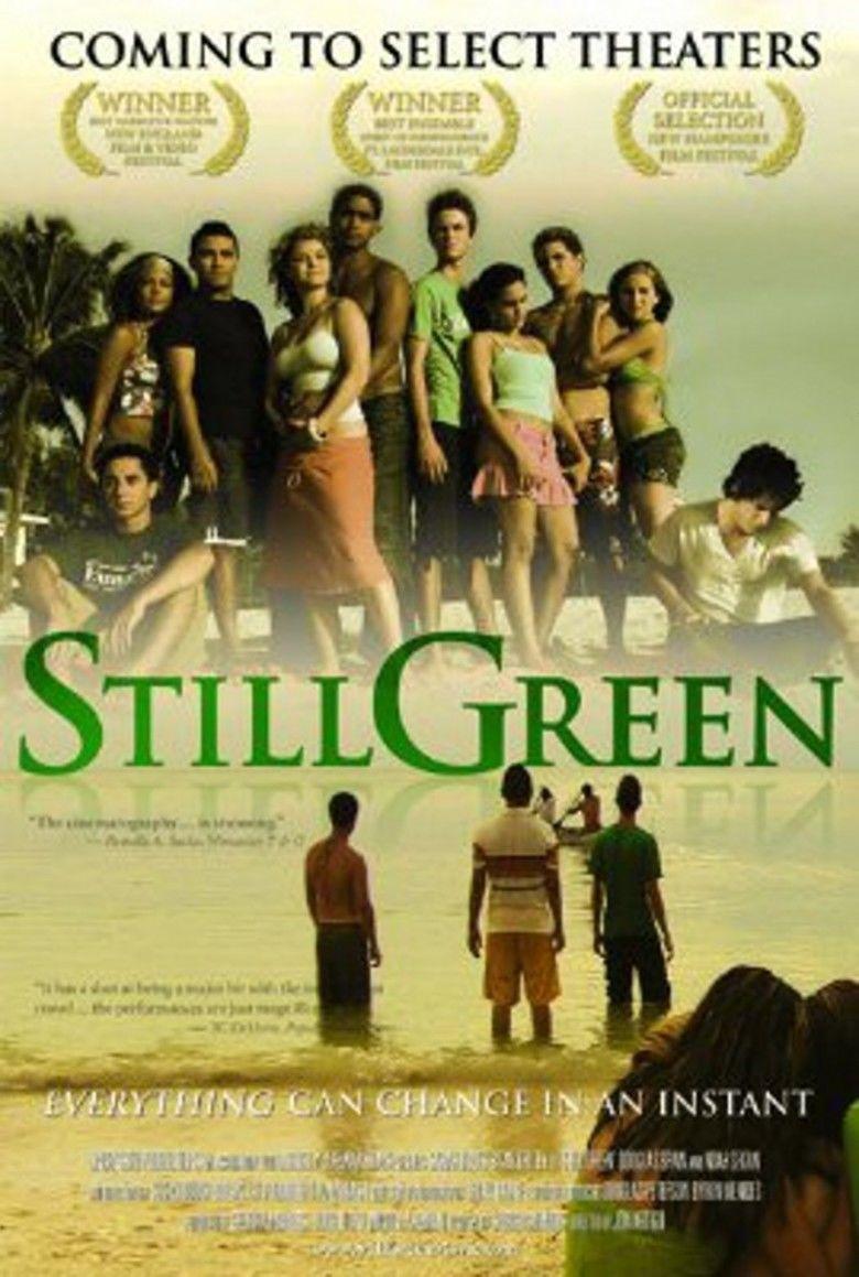 Still Green movie poster