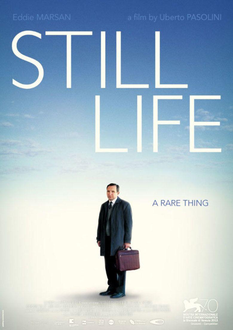 Still Life (2013 film) movie poster