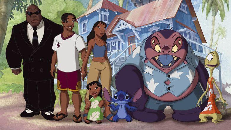 Stitch! The Movie movie scenes
