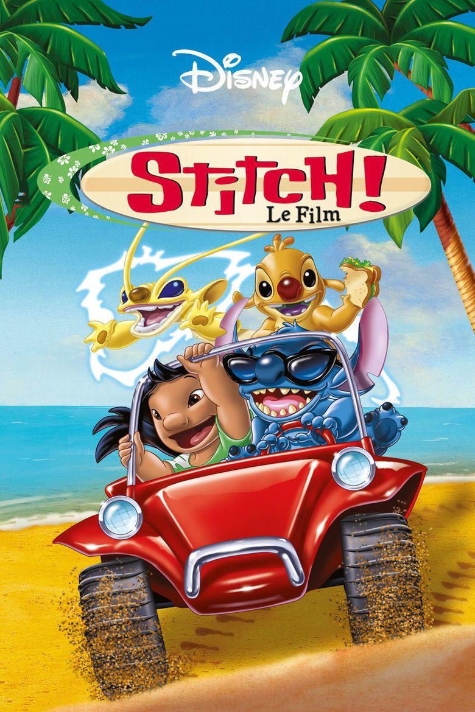 Stitch! The Movie movie poster