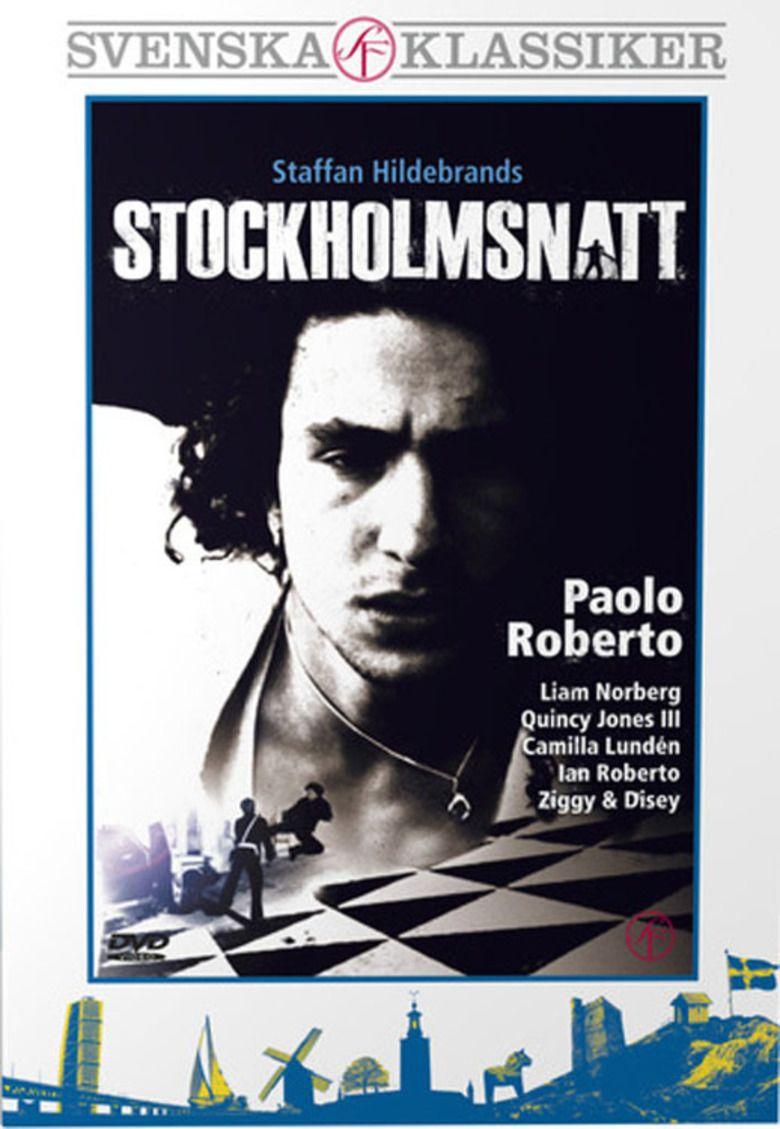 Stockholmsnatt movie poster